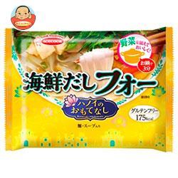 エースコック (袋)ハノイのおもてなし 海鮮だしフォー 48g×10袋入