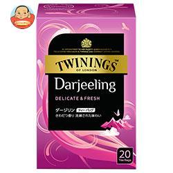 片岡物産 トワイニング ダージリン 2.1g×20袋×24個入