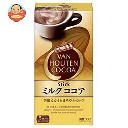 片岡物産 バンホーテン ミルクココア 18.0g×5本×30(6×5)個入