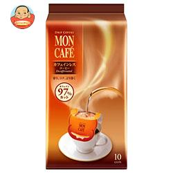 片岡物産 モンカフェ カフェインレスコーヒー 7.5g×10袋×30袋入