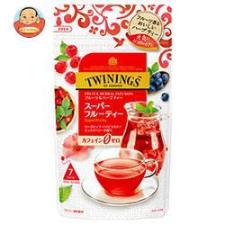 片岡物産 トワイニング スーパーフルーティー 2.0g×7袋×48個入
