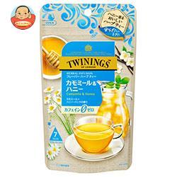 片岡物産 トワイニング カモミール&ハニー 1.5g×7袋×48個入