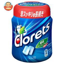 モンデリーズ・ジャパン クロレッツXP ボトルR クリアミント(粒ガム) 140g×6個入