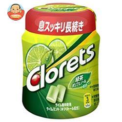 モンデリーズ・ジャパン クロレッツXP ボトルR ライムミント(粒ガム) 140g×6個入