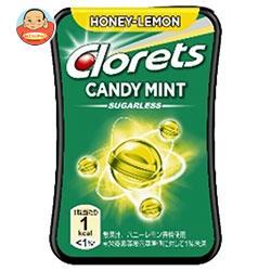 モンデリーズ・ジャパン クロレッツ キャンディミント ハニーレモン 14.4g(25粒)×12個入