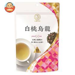 三井農林 遊香茶館 白桃烏龍 2g×10袋×24袋入