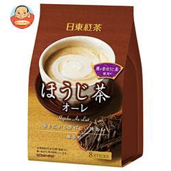 三井農林 日東紅茶 ほうじ茶オーレ 14g×8本×24袋入