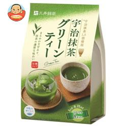 三井農林 三井銘茶 宇治抹茶グリーンティー 12g×8本×24個入
