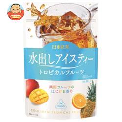 三井農林 日東紅茶 水出しアイスティー トロピカルフルーツ ティーバッグ 4g×12袋×24袋入