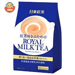 三井農林 日東紅茶 ロイヤルミルクティー 14g×10本×24個入