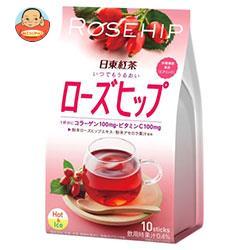 三井農林 日東紅茶 いつでもうるおいローズヒップ 11g×10本×24個入