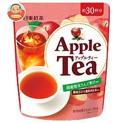 三井農林 日東紅茶 アップルティー 200g×24個入