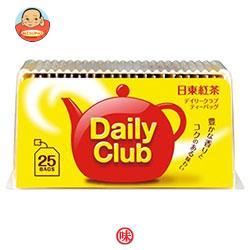 三井農林 日東紅茶 デイリークラブ 2.2g×25袋×60個入