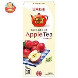 三井農林 日東紅茶 デイリークラブ アップルティー 2.2g×10袋×72個入