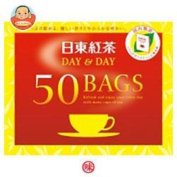三井農林 日東紅茶 DAY&DAY(デイ&デイ) 1.8g×50袋×30個入