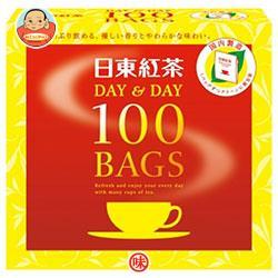 三井農林 日東紅茶 DAY&DAY(デイ&デイ) 1.8g×100袋×24個入
