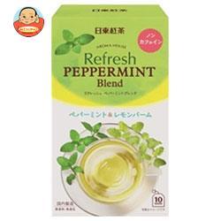 三井農林 日東紅茶 アロマハウス リフレッシュ ペパーミント 1.5g×10袋×36個入