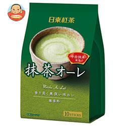 三井農林 日東紅茶 抹茶オーレ 12g×10本×24袋入