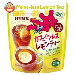 三井農林 日東紅茶 カフェインレスレモンティー 210g×24個入