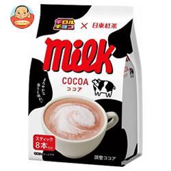 三井農林 チロルチョコ×日東紅茶 ミルクココア 12.5g×8本×24個入