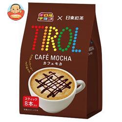 三井農林 チロルチョコ×日東紅茶 カフェモカ 11g×8本×24個入