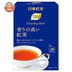 三井農林 日東紅茶 香りの高い紅茶 ティーバッグ 2g×20袋×48個入