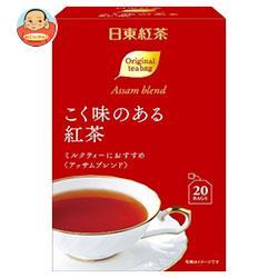 三井農林 日東紅茶 こく味のある紅茶 ティーバッグ 2g×20袋×48個入