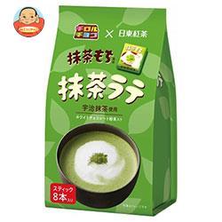 三井農林 チロルチョコ×日東紅茶 抹茶ラテ 12g×8本×24個入