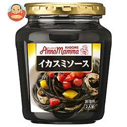 カゴメ アンナマンマ イカスミソース 240g瓶×24本入