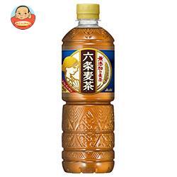 アサヒ飲料 六条麦茶 660mlペットボトル×24本入