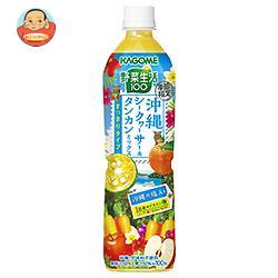 カゴメ 野菜生活100  沖縄シークヮーサー&タンカン 720mlペットボトル×15本入