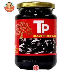 富永貿易 TP ブラックオリーブ 340g瓶×12本入