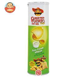 ミスターポテト ポテトチップス サワークリーム&オニオン味 160g×14個入