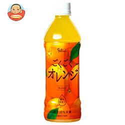 富永貿易 フェリーチェ ごくごくオレンジ 500mlペットボトル×24本入
