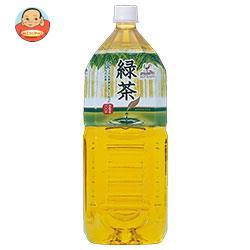 富永貿易 神戸居留地 緑茶 2Lペットボトル×6本入