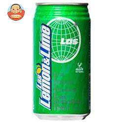 富永貿易 神戸居留地 Lasレモンライム 350ml缶×24本入