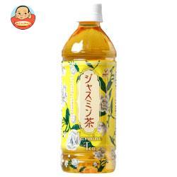 富永貿易 神戸居留地 ジャスミン茶 500mlペットボトル×24本入