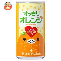 富永貿易 神戸居留地 すっきりオレンジ 185g缶×30本入