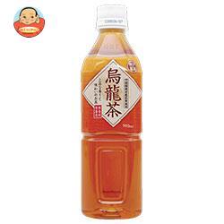 富永貿易 神戸茶房 烏龍茶 500mlペットボトル×24本入