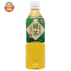 富永貿易 神戸茶房 緑茶 500mlペットボトル×24本入