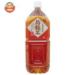 富永貿易 神戸茶房 烏龍茶 2Lペットボトル×6本入