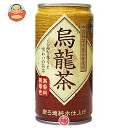 富永貿易 神戸茶房 烏龍茶 185g缶×30本入