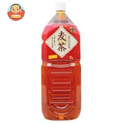 富永貿易 神戸茶房 麦茶 2Lペットボトル×6本入