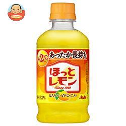 アサヒ飲料 【HOT用】ほっとレモン 300mlペットボトル×24本入