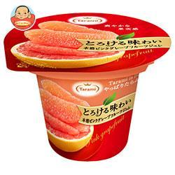 たらみ とろける味わい 本格ピンクグレープフルーツジュレ 210g×18(6×3)個入