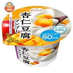 たらみ カロリコカロリカ デザート 杏仁豆腐マンゴー入り 230g×24(6×4)個入