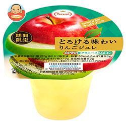 たらみ とろける味わい りんごジュレ 210g×18(6×3)個入