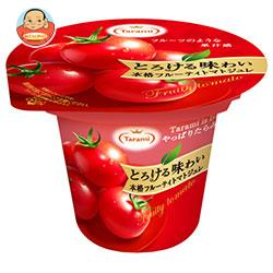 たらみ とろける味わい フルーティトマトジュレ 210g×18(6×3)個入