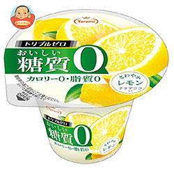 たらみ トリプルゼロ おいしい糖質0 レモン 195g×18(6×3)個入