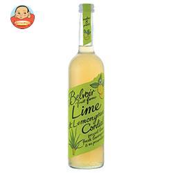 ユウキ食品 コーディアル ライム&レモングラス 500ml瓶×6本入
